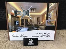 """Suporte Artflex Suportes ART 50 TRI de parede para TV/Monitor de 26"""" até 55"""""""