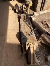 Rachador de lenha / moinho de martelos