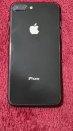 Iphone 8 Plus.. Impecável... Na garantia!!!