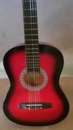 Vendo esse violão novo..