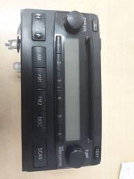 Rádio corola/ Hilux