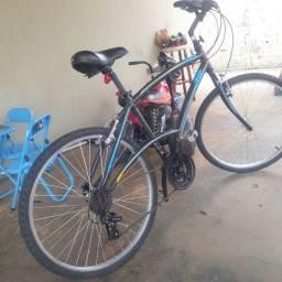Bike Caloi 21 marcha semi nova