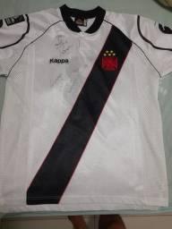 Camisa do Vasco kappa 1998 centenário libertadores
