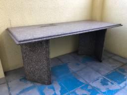 Mesa de Granito para cozinha ou escritório 1,80 x 0,80