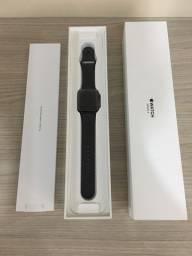 Apple Watch série 3 42mm Gps Sport preto 1 ano garantia Apple