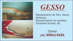 Gesseiro Profissional