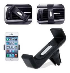 Suporte de celular veicular ar-condicionado