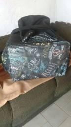 Bag 35L, 120 pra entregar ou 110 pra vir buscar