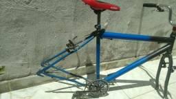 Quadro novinho bike