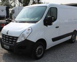 Van Renault Master Fulgão