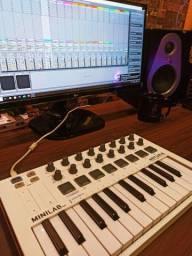 Vendo teclado controlador Arturia