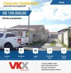 Casa para venda - Jd. Bela Vista - Piraquara