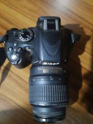 Câmera fotográfica Nikon D5100