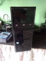 Computador processador i3 HD 1 TB e memória 4 GB