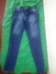 Vendo duas calça jens nova