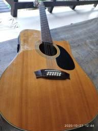 Vendo violão Tagima 12 cordas.