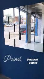 Painel De Espelho 3D ( PROMOÇÃO)