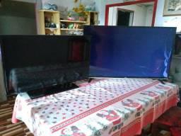Duas tvs para peças