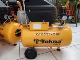 Compressor de ar Motor eletrico-  tekna
