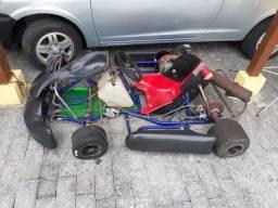 Kart Honda ano 2005