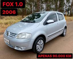 FOX 1.0 FLEX SIMPLES IMPECÁVEL 90.000 KM (aceito troca)