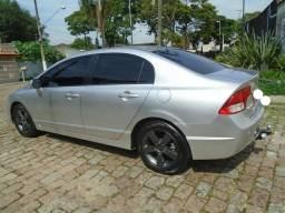 Honda Civic 1.8 lxs flex Aut. 4p.