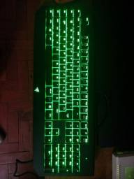 Teclado Gamer Razer BlackWidow Ultimate Stealth 2014