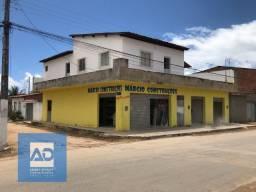 Ponto comercia em Massagueira com casa na parte superior 3/4 - Oportunidade