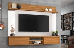 Painel Suspenso Tannat Notável, ideal para TVs até 60 Polegadas - Entrega Imediata;
