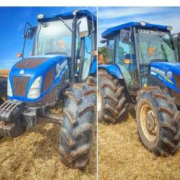 Trator New Holland TL95