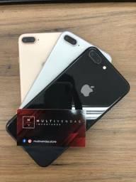 IPhone 8 plus - Semi Novo de Vitrine - Loja Fisica