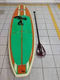 stand up paddle - Pro ilha e remo de Carbono