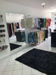 Oportunidade! Passo ponto comercial loja de roupas femininas