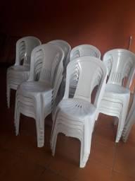 Cadeiras reforçadas