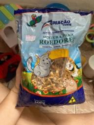 Mix de sementes para roedores