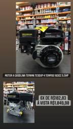 Motor A Gasolina Toyama TE55XP 4 Tempos 163cc 5.5hp