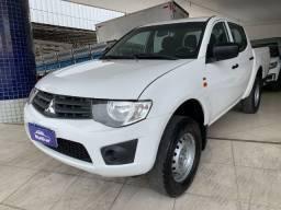 L200 Triton 2018 Diesel 4x4 Emplacado 2021 placa mercosul