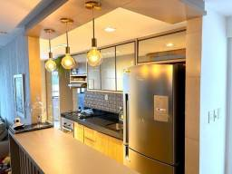 [CS] Lindo apartamento no Vila lagoa - Andar alto - Projetado