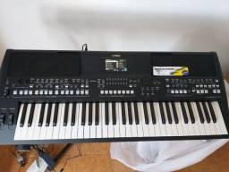 TROCAS Yamaha PSR SX600 zerado