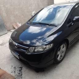 Honda Civic LXS Flex 1.8 Aut.
