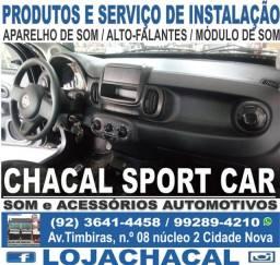 Título do anúncio: Serviço de instalação de rádio de carro (na Cidade Nova)