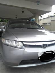 Civic 2008 lxs 1.8 flex automático