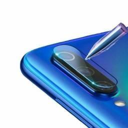 Película da Câmera p/ samsung Galaxy S10 Plus A21/A21S A30s A50 A70 Xiaomi note 8/8T