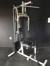Máquina de musculação PARCELO NO CARTÃO