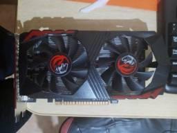 Placa De Vídeo Nvidia Pcyes Gtx 1050 Ti 4gb