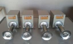 Título do anúncio: Carretéis Móvel e Fontes Externas (p/ movimentar motorzinho)