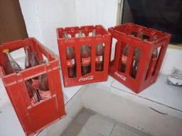 Vasilhame coca cola