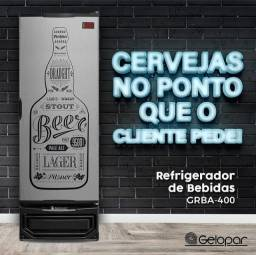 V-Cervejeira 410 litros Gelopar