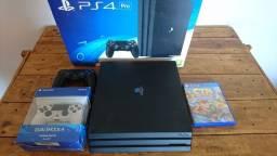 Playstation 4 pro 1tera 2 controles