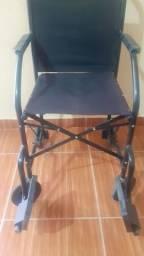 Cadeira de Rodas Usada (Adulto)